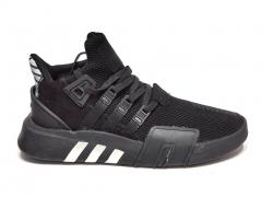 Adidas EQT Bask ADV Black/White B66