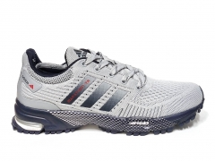 Adidas Marathon TR Grey/Navy/Red B66