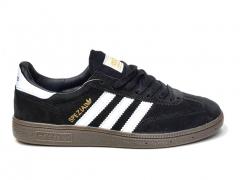 Adidas Spezial Black Suede/Gum B66