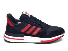 Adidas ZX 500 Navy/Red/White B66
