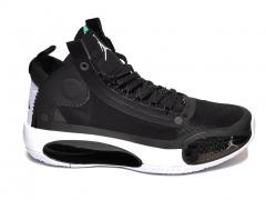 Air Jordan 34 Eclipse Black/White B66