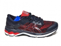 Asics GEL KAYANO 26 Navy/Red B66