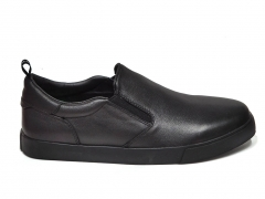 Ferazzi Slip-on Leather Black FRZ016 B66