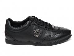 Ferazzi Sneaker Snake Leather Black FZ019 B66