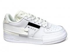 Nike Air Force 1 Low Type White/Black B66