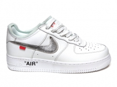 Nike Air Force 1 Low x Off-White White/Silver B66