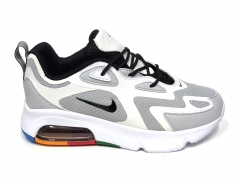 Nike Air Max 200 White/Black/Rainbow B66