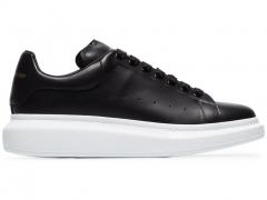 Alexander McQueen Sneaker Black/White 14826