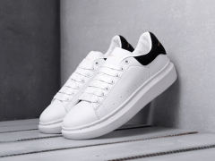 Alexander McQueen Sneaker White/Black 2878