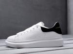 Alexander McQueen Sneaker White/Black