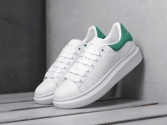 Alexander McQueen Sneaker White/Green