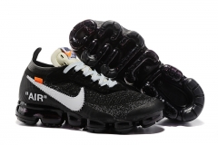 Nike Air VaporMax x Off-White Black/White