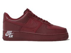 Nike Air Force 1 Low Leather Burgundy B66