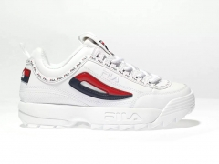 Fila Disruptor 2 White/Blue/Red