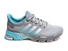 Adidas Marathon TR Grey/Turquoise B66
