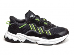 Adidas Ozweego Black/Green/White B66