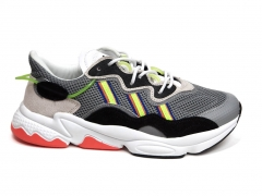 Adidas Ozweego Grey/Black/Yellow B66