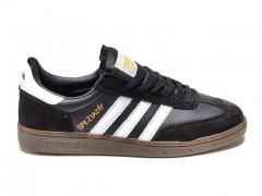 Adidas Spezial Black/White/Gum B66