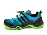 Adidas Terrex SwiftR GTX Blue/Black/Green B66