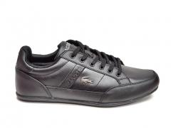 Lacoste Chaimon BL 1 CMA Black Leather B66