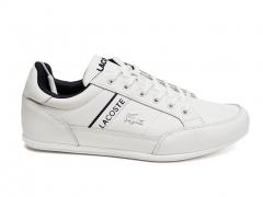Lacoste Chaimon BL 1 CMA White Leather/Black B66