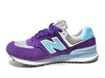 New Balance 574 Purple/Blue B66