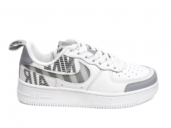 Nike Air Force 1 Low Under Construction White/Grey B66