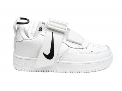 Nike Air Force 1 Low Utility White/Black B66