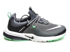 Nike Air Presto 2019 Grey/Black/Green B66