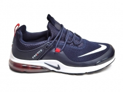 Nike Air Presto 2019 Navy/White/Red 2002 B66