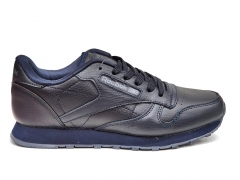 Reebok Classic Leather Dark Navy B66