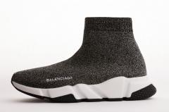 Balenciaga Speed Runner Sock Nice Grey