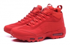 Nike Air Max 95 Sneakerboot Red