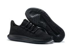 Adidas Tubular Shadow Knit all black