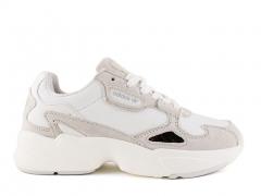 Adidas Falcon Leather White/Beige