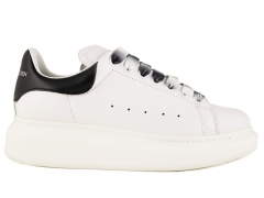 Alexander McQueen Sneaker White/Black/Ombre Laces