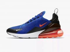 Nike Air Max 270 Racer Blue/Hyper Crimson