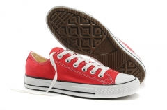 Converse Chuck Taylor All Star Low Top Red/White 15159
