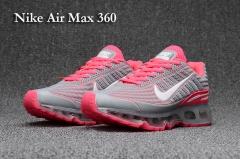 Nike Air Max 360 Grey/Pink