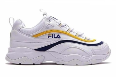 Fila Ray White/Yellow/Blue