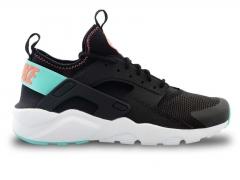 Nike Air Huarache Ultra Black/Turquoise/Mango