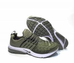 Nike Air Presto Woven SE Dark Olive