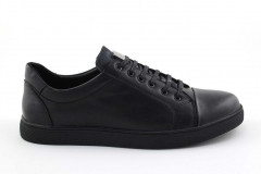 Gucci Ace Sneaker Black Leather