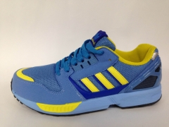Adidas ZX 8000 blue/yellow