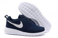 Nike Roshe Run blue/white