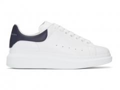 Alexander McQueen Sneaker White/Navy