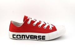 Converse Chuck Taylor All Star Low Top Red/White 3349