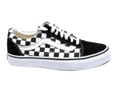 Vans Old Skool Checkered Black/White