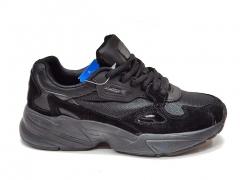 Adidas Falcon Triple Black