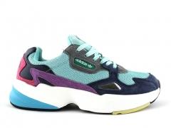 Adidas Falcon Mint/Navy
